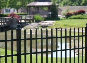 Decorative Aluminum Fence