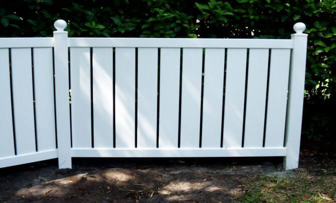 Your Vinyl Fence Resource In The Northeast Florida Area